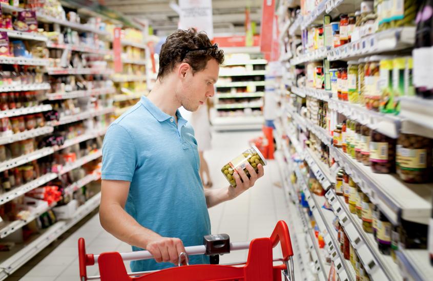 organização de supermercados para aumento das vendas