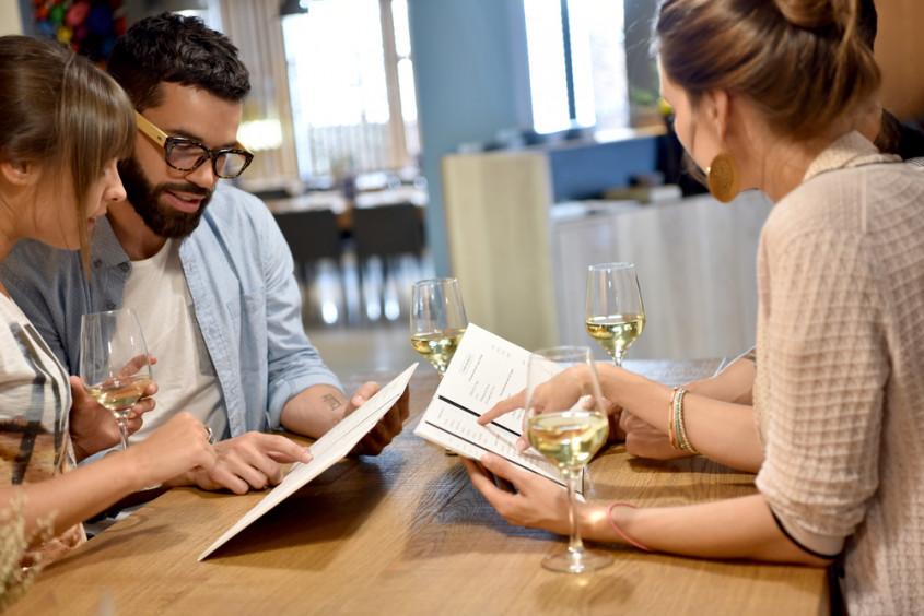 Como fazer mudanças no cardápio de restaurante?