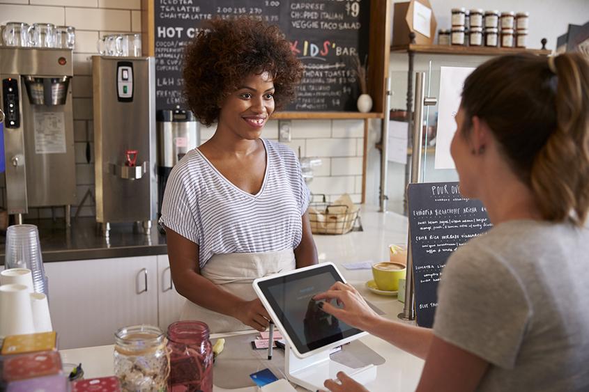 Automação de vendas para restaurante