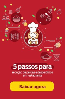 5 dicas para reduzir o desperdício de alimentos no seu restaurante