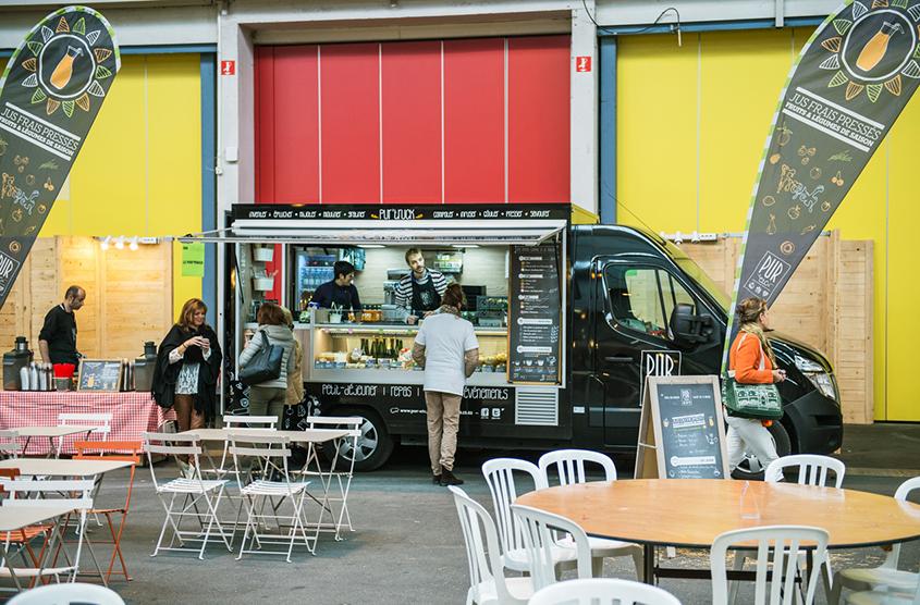 Controle de vendas para food truck