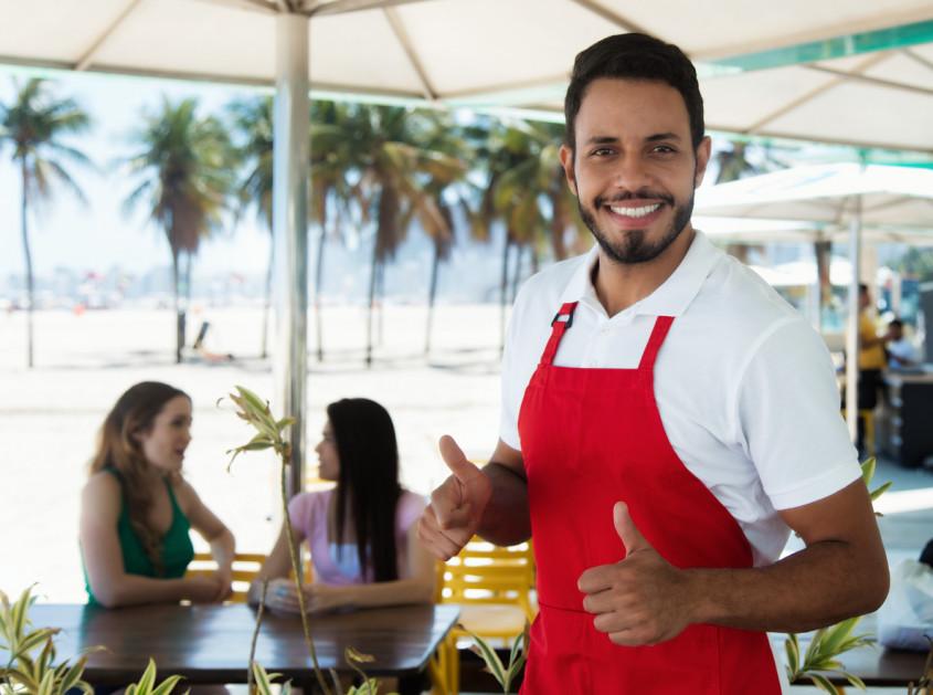 como contratar funcionários para restaurante