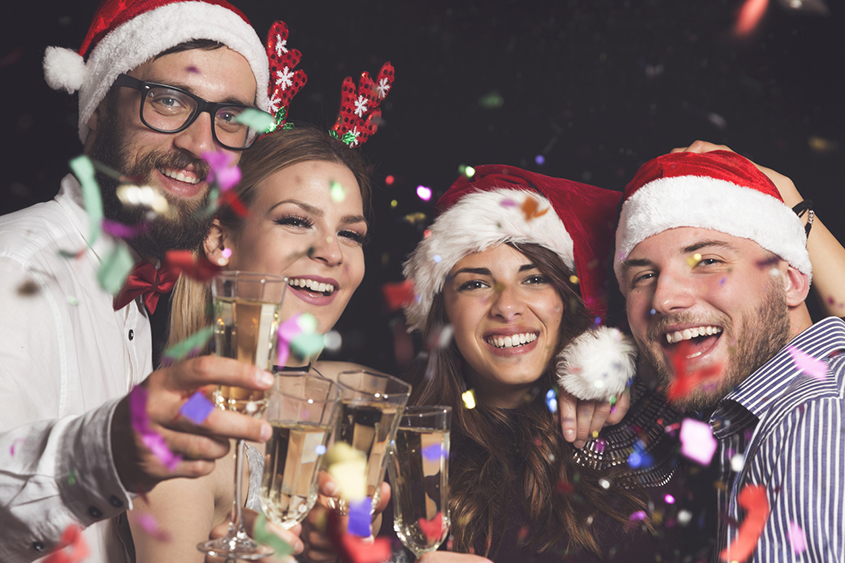 Como montar um cardápio de bebidas perfeito para o fim de ano!