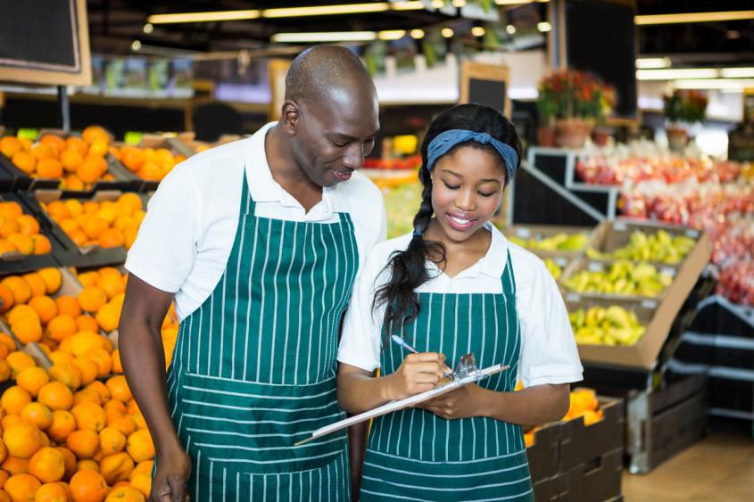 como evitar perdas em supermercado