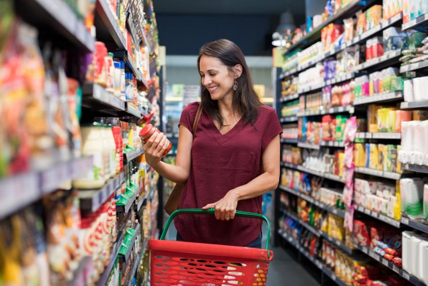 atrair clientes para supermercado