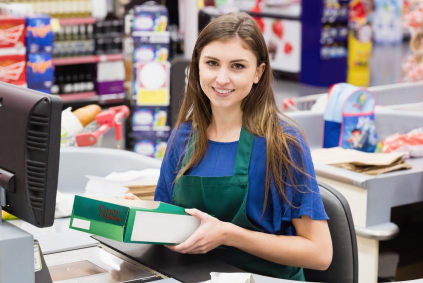 itens essenciais para supermercados