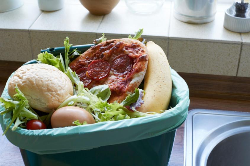 evitar erros desperdício em restaurante