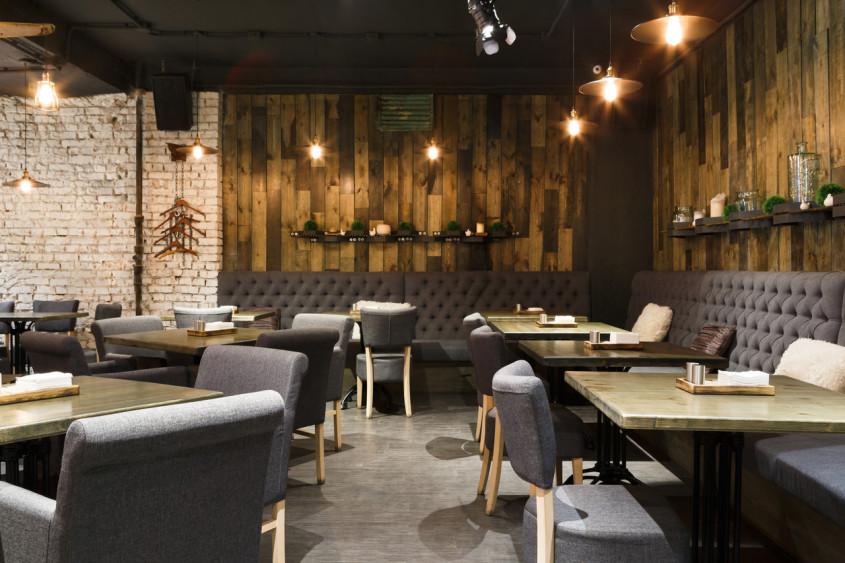 Decoraç u00e3o de restaurante aprenda como surpreender o seu cliente! Blog da Casa Magalh u00e3es -> Decoração Simples Para Mesa De Restaurante