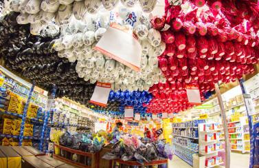 supermercados na pascoa