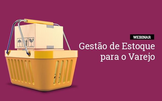 Material Rico Blog - Webinar Gestão de Estoque para Varejo