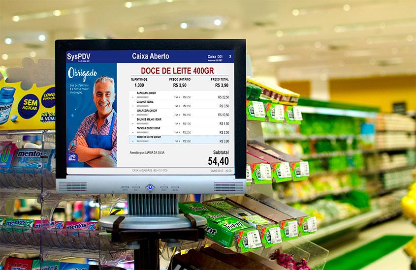 Como escolher o melhor sistema para supermercado?