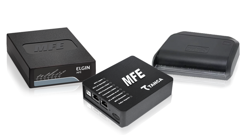 Modelos do Módulo fiscal eletrônico - MFE - Casa Magalhães