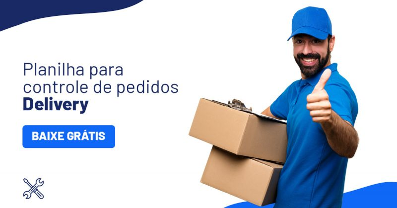 planilha delivery - casa magalhães